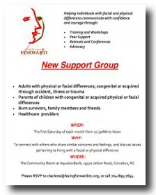 Support Group Meeting Detail